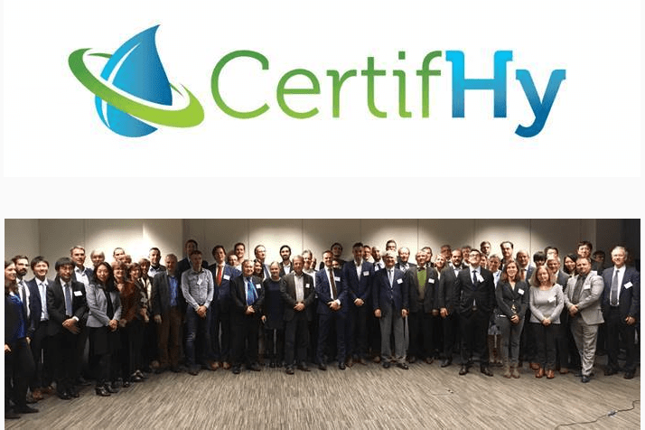 CertifHy Enters Into Phase 3 To Build A H2 GO Market As Well As A H2 Certification Scheme For REDII