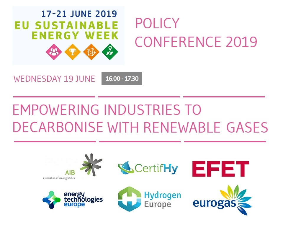 How To Empower Industries To Decarbonise With Renewable Gases?