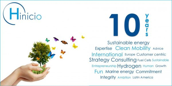 10 Years Hinicio Strategy Consulting Specialized In Sustainable Energy And Mobility