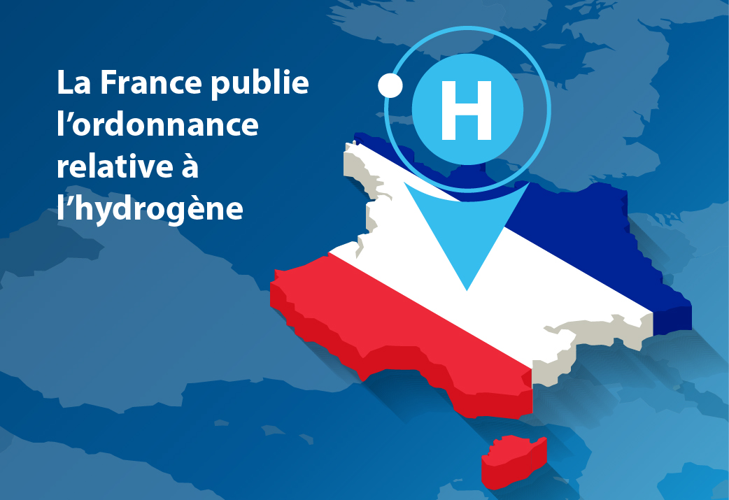 France Publishes The Hydrogen Ordinance