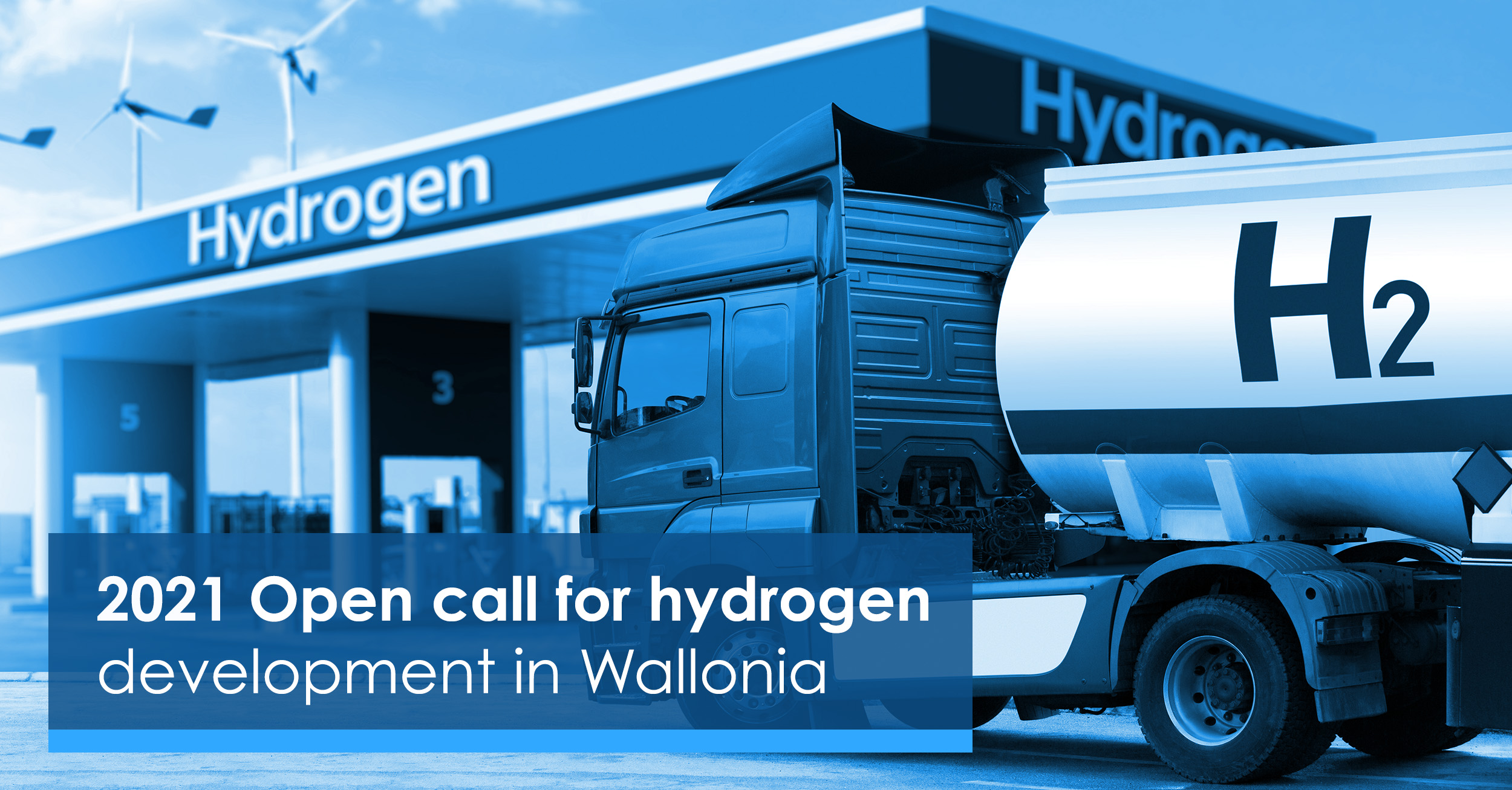 With A Budget Of 25 Million Euros, The Walloon Government Seeks To Implement New Solutions For Hydrogen Development